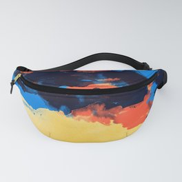 Tectonic Fanny Pack