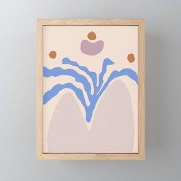 Sea weed Framed Mini Art Print