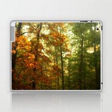 Mysterious Fall Laptop & iPad Skin