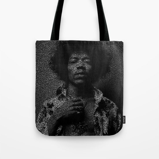 Hendrix Tote Bag