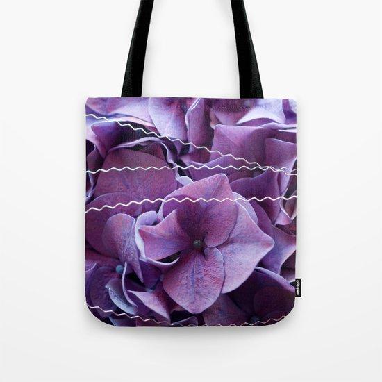 Hydrangeas #1 #Purple #art #society6 Tote Bag