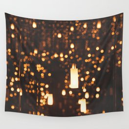 By Candlelight Wall Tapestry