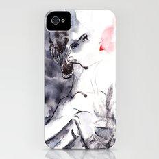 Black Swan Slim Case iPhone (4, 4s)