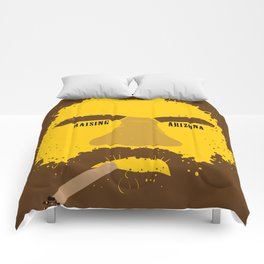 Coen Brother's Raising Arizona Comforters