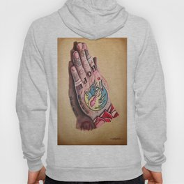 Busted Hands Hoody
