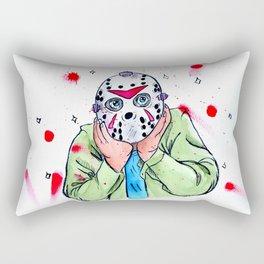 Just thinkin' of stuff! Rectangular Pillow