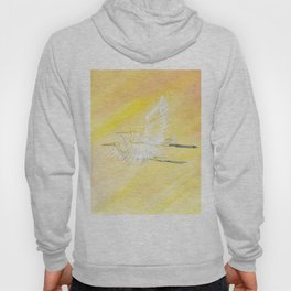 Great Egrets Hoody