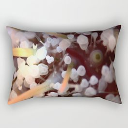 Urchin Toes Rectangular Pillow
