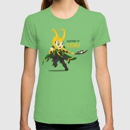 Keepin' it Loki T-shirt