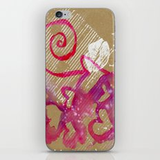 Sammi's Valentine iPhone & iPod Skin
