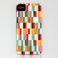 Stripes iPhone (4, 4s) Slim Case