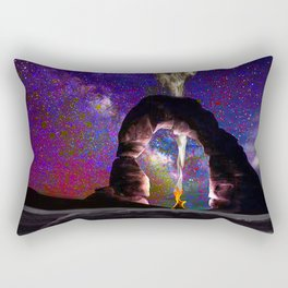 Druid's Portal Rectangular Pillow