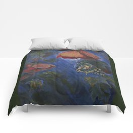 Shelter in the Storm Comforters