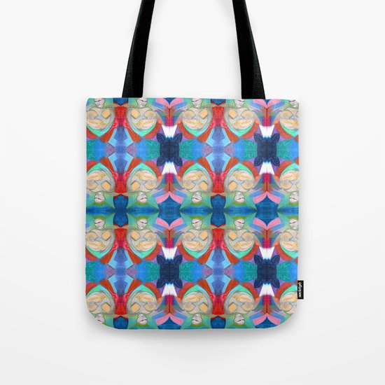 Madonna and Child ~ Redux Tote Bag