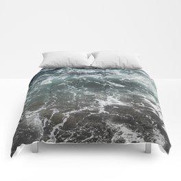 Emerald Gaze Comforters
