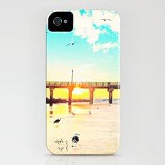 Boardwalk iPhone (4, 4s) Slim Case