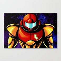 Star Protector Canvas Print
