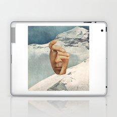 Muh Anne Inn Tha Mount Tan Laptop & iPad Skin