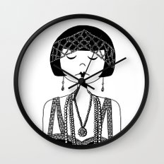 Star of the Silver Screen Wall Clock