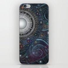 Feather Moon iPhone & iPod Skin