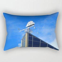 Weathervane, Halifax Rectangular Pillow