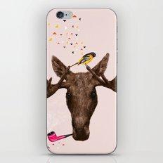 Moose II iPhone & iPod Skin