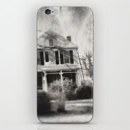 Goat on the roof iPhone Skin