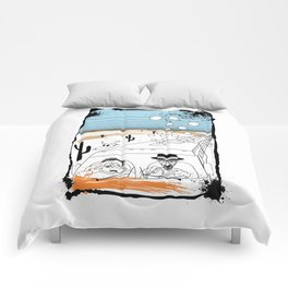 Fear and Loathing in Albuquerque II Comforters