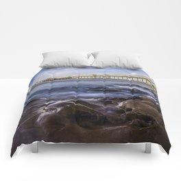 Llandudno Pier Comforters