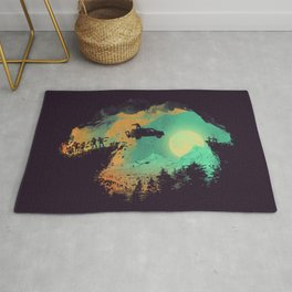 Leap of Faith Rug