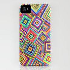 infinite square iPhone (4, 4s) Slim Case