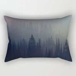 Boreal Forest Rectangular Pillow
