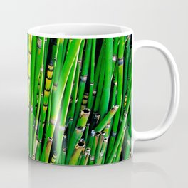 Green York Street Garden Coffee Mug