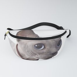 Canadian sphinx cat Fanny Pack