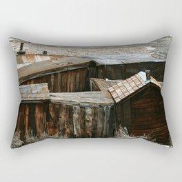 Che c'entriamo noi con la rivoluzione (What am I doing in the middle of a revolution) Rectangular Pillow