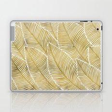 Tropical Gold Laptop & iPad Skin