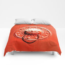 Knock, Knock  Comforters