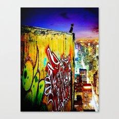 Edge of Glory Canvas Print