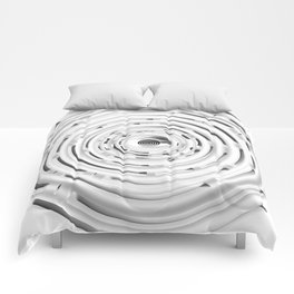 GS Geometric Abstrac 03AfxI S6 Comforters