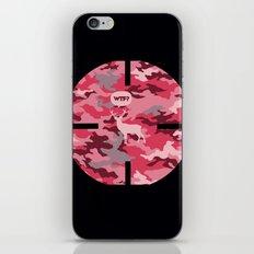 WTF? Ciervo! iPhone & iPod Skin