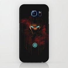 Iron Mask Galaxy S6 Slim Case