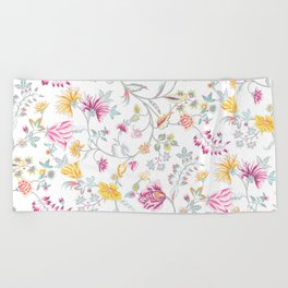 Chintz Essence Beach Towel
