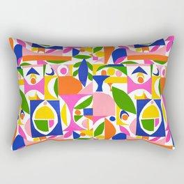 tango in the lemon tree ... Rectangular Pillow