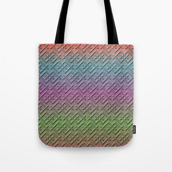 Pattern 06182013-1 Tote Bag