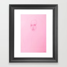 + STAY II +  Framed Art Print