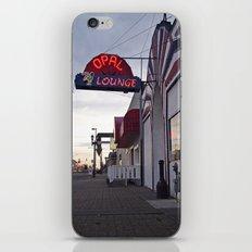 The Opal Lounge iPhone & iPod Skin