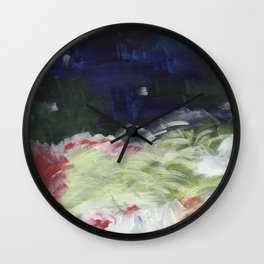 Sheltered #28 Wall Clock