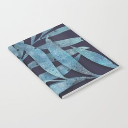 Watercolor Ferns Notebook