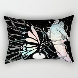 Caught in the Moment (A Memory Encounter) Rectangular Pillow