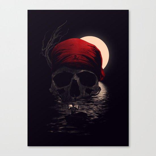Treasure Hunting Canvas Print